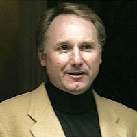 Foto di Dan Brown