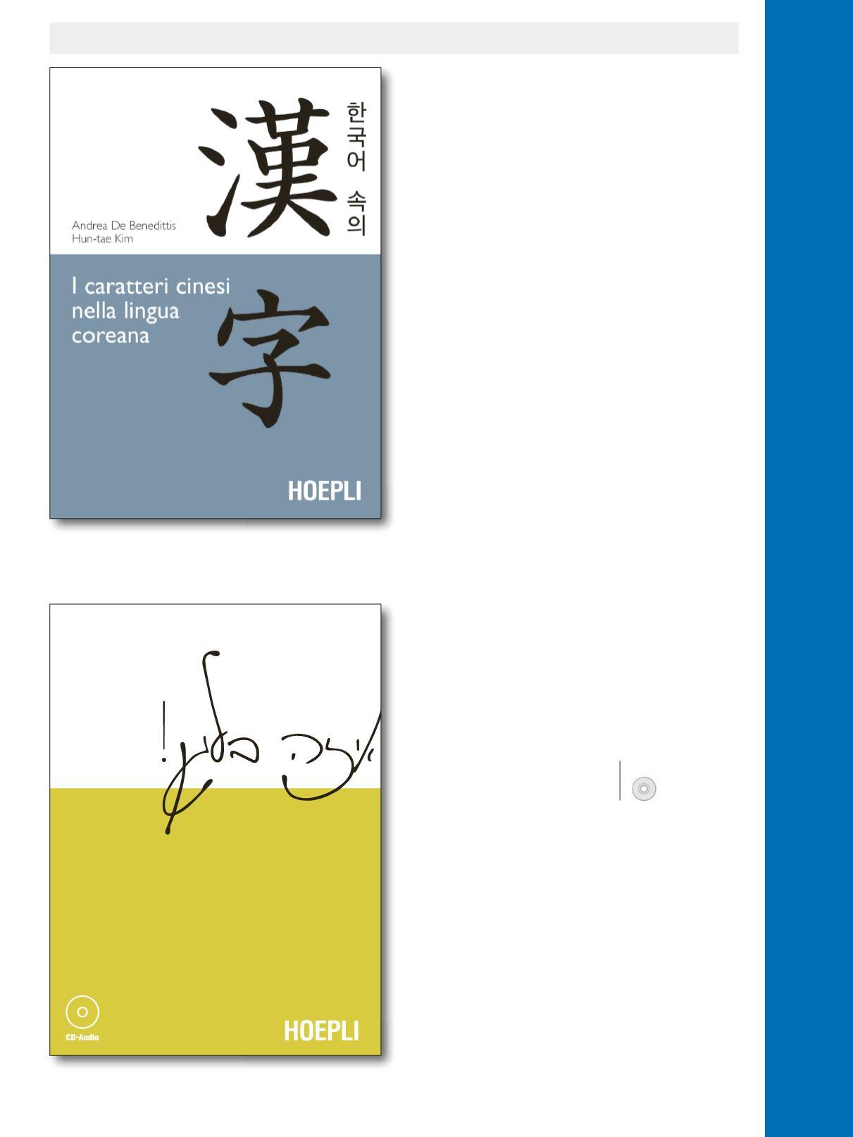 Catalogo Lingue 2015 - HOEPLI - page 27. >