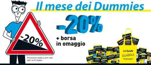For Dummies in Sconto -20%