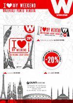 Guide Weekend Giunti Sconto -20%