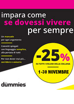Hoepli For Dummies - Sconto -20%