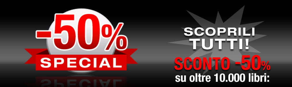 Special -50%<br />I Remainders in Promo!