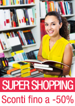 Super Shopping: fino a -50% di Sconto