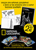 Guide National Geographic Sconto -20%