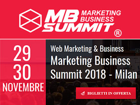 MB SUMMIT <br /> MILANO 29-30 NOVEMBRE