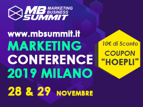 MB SUMMIT 2019 <br />28-29 NOVEMBRE